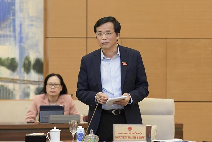 Kỳ họp thứ 11 Quốc hội khóa XIV dự kiến từ 24/3 đến 7/4 - Ảnh 3.