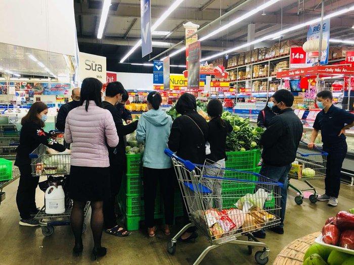 """Chuỗi siêu thị Mega Market """"giải cứu"""" nông sản Hải Dương không lợi nhuận - Ảnh 2."""