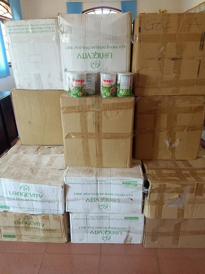 Phạt hơn 170 triệu vì lừa bán 5000 hộp sữa bột Omega 369 Q10 Alaska giả cho người già - Ảnh 1.