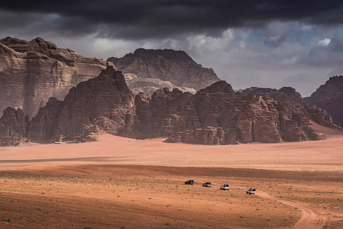 7 điểm đến cho hành trình khám phá sao Hỏa trên Trái Đất - Ảnh 1.