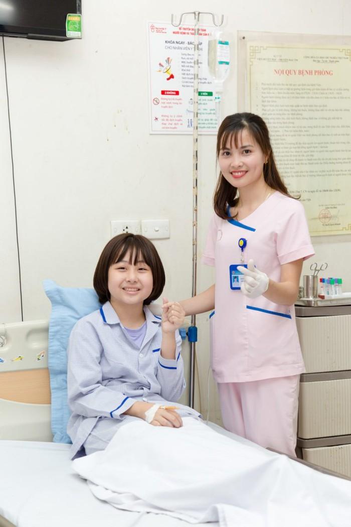 Điều dưỡng viên - Điểm tựa hy vọng của người bệnh - Ảnh 1.