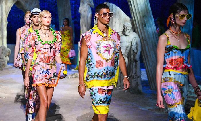Thời trang xuân hè mang năng lượng tích cực cho năm mới 2021 - Ảnh 3.