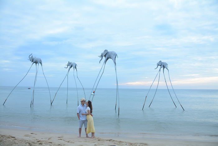 Đến Phú Quốc ngắm hoàng hôn, đi bộ dưới biển ngắm san hô  - Ảnh 5.