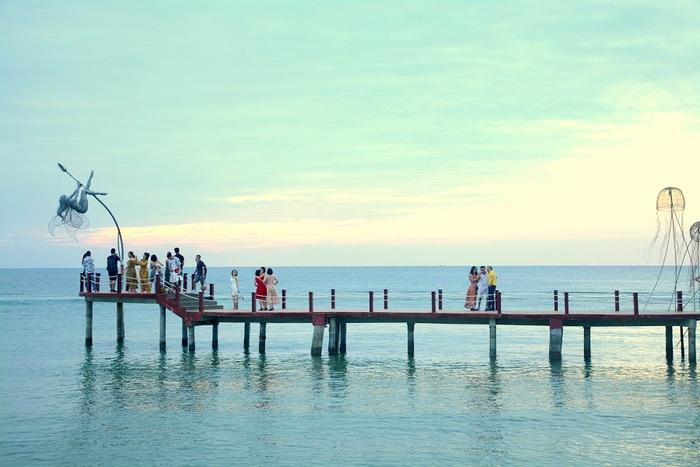 Đến Phú Quốc ngắm hoàng hôn, đi bộ dưới biển ngắm san hô  - Ảnh 4.