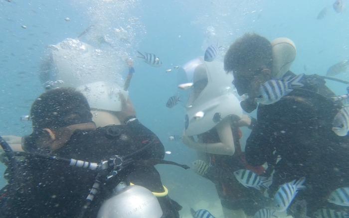 Đến Phú Quốc ngắm hoàng hôn, đi bộ dưới biển ngắm san hô  - Ảnh 2.