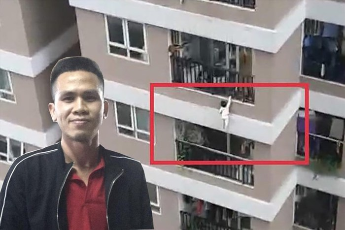 """Gặp người phụ nữ báo tin cho """"người hùng"""" Nguyễn Ngọc Mạnh cứu bé gái rơi từ tầng 12 chung cư - Ảnh 2."""