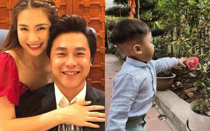 Người được con trai Hòa Minzy gọi tên đầu tiên không phải là bố và mẹ » Báo Phụ Nữ Việt Nam