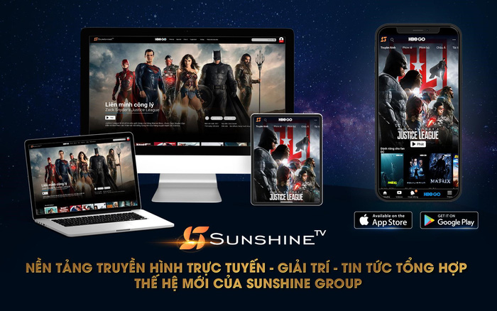 """""""Zack Snyder's Justice League"""", công chiếu trên Sunshine TV trở thành phim bom tấn đáng xem nhất ở Việt Nam? - Ảnh 4."""