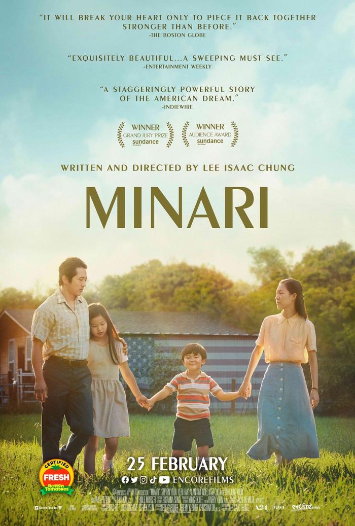 Minari nhận được 6 đề cử Oscars ở các hạng mục lớn  - Ảnh 1.