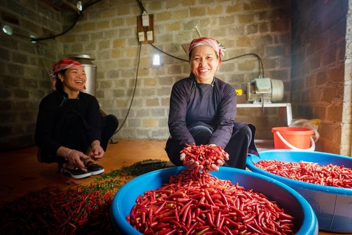 Đồng hành nâng cao quyền năng kinh tế cho phụ nữ dân tộc thiểu số  - Ảnh 3.