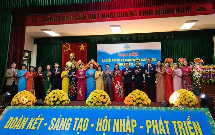 Hưng Yên tổ chức thành công Đại hội điểm Phụ nữ cấp cơ sở - Ảnh 1.