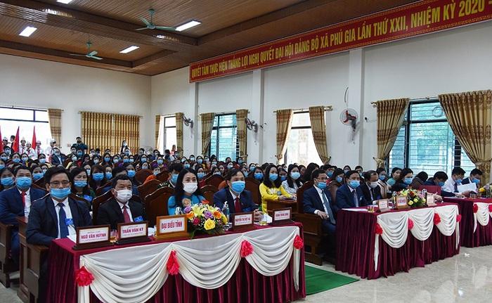 Tổ chức thành công Đại hội phụ nữ điểm cấp cơ sở Hà Tĩnh nhiệm kỳ 2021 - 2026 - Ảnh 2.