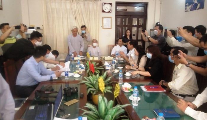 """Vụ bà Nguyễn Phương Hằng """"tố"""" ông Võ Hoàng Yên: Giáo hội Tịnh Độ cư sĩ đề nghị cơ quan chức năng vào cuộc  - Ảnh 2."""