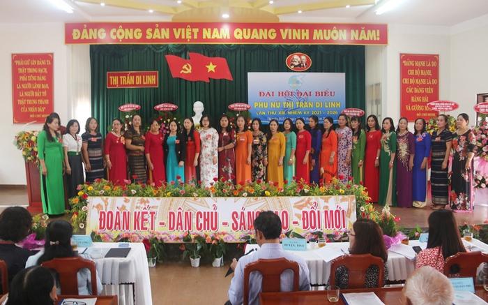 Thị trấn Di Linh, Lâm Đồng: 114 tổ phụ nữ tiết kiệm hùn vốn trên 1,8 tỷ đồng cho hội viên nghèo vay - Ảnh 1.