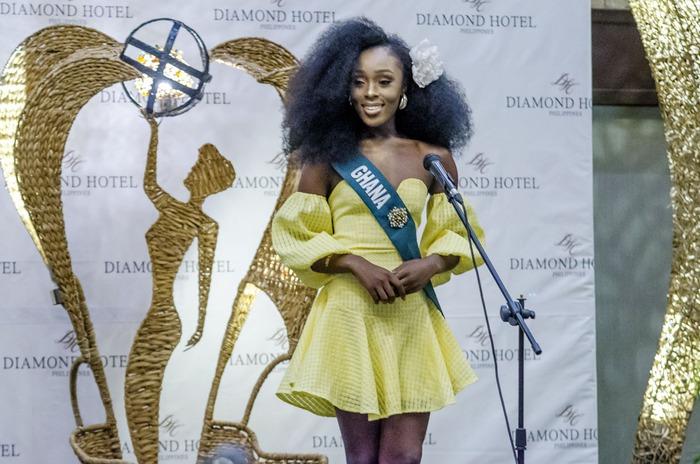Tân Hoa hậu Hòa bình Quốc tế từng thất bại ở cả Miss Universe và Miss Earth - Ảnh 4.
