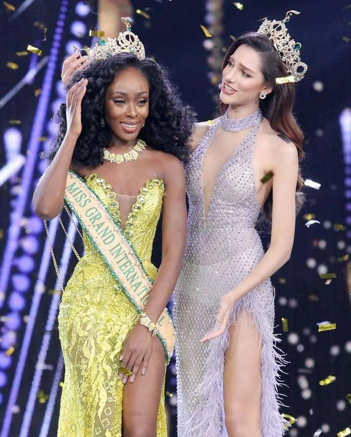 Tân Hoa hậu Hòa bình Quốc tế từng thất bại ở cả Miss Universe và Miss Earth - Ảnh 7.