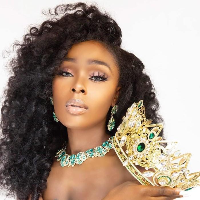 Tân Hoa hậu Hòa bình Quốc tế từng thất bại ở cả Miss Universe và Miss Earth - Ảnh 6.