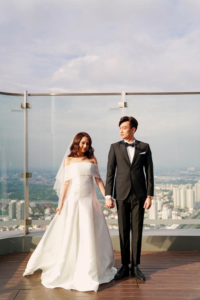 Hé lộ ảnh cưới của Bảo Anh – Quốc Trường  - Ảnh 1.