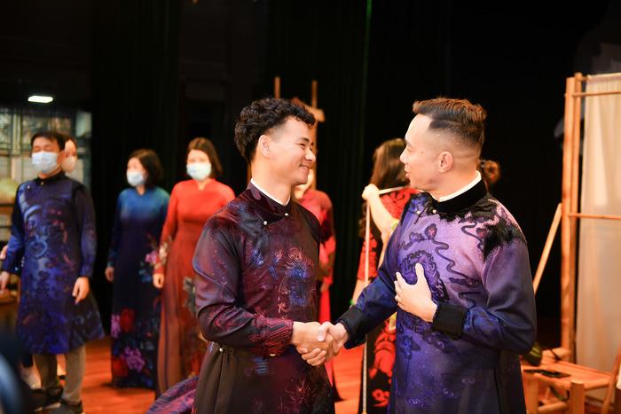 NTK Đỗ Trịnh Hoài Nam – Chủ tịch CLB Áo dài Việt Nam cùng nghệ sĩ Xuân Bắc đảm nhận vai trò gương mặt Đại sứ của Tuần lễ Áo dài 2021
