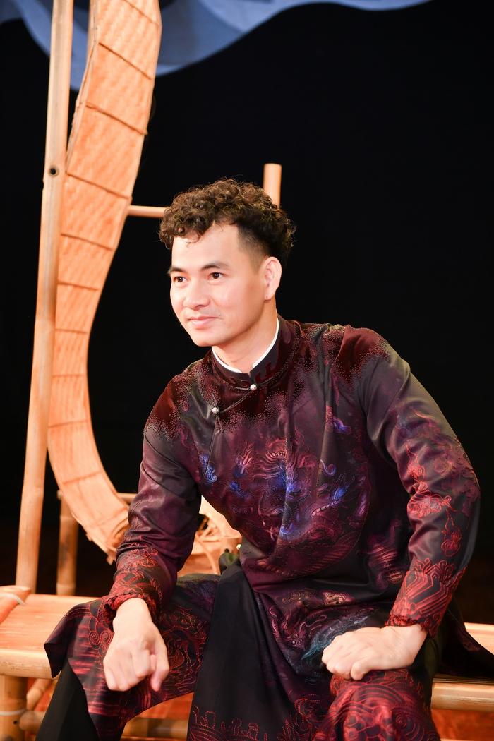 NSƯT Xuân Bắc - Giám đốc Nhà hát Kịch Việt Nam sẽ là một đại sứ của Tuần lễ Áo dài 2021