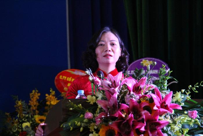 Bắc Giang tổ chức điểm Đại hội đại biểu Phụ nữ cấp cơ sở - Ảnh 2.
