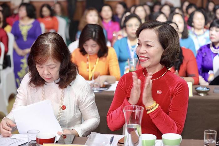 Thực hiện khát vọng vươn xa của các nữ doanh nhân Việt Nam  - Ảnh 5.
