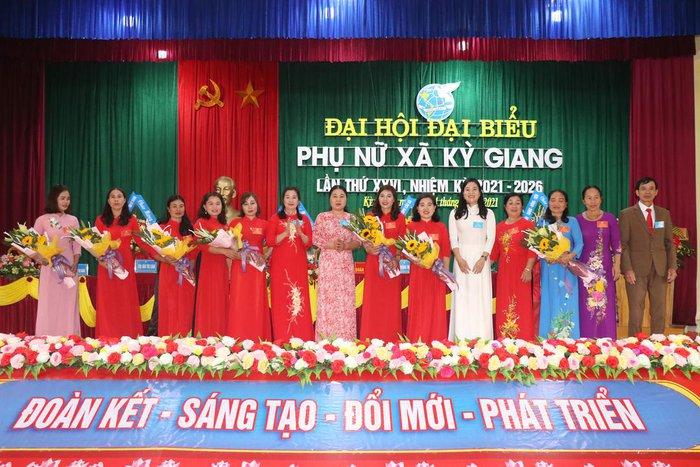 Hà Tĩnh: Phát huy vai trò lãnh đạo Hội Liên hiệp Phụ nữ tại cơ sở - Ảnh 3.