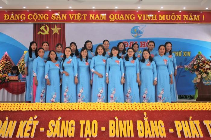 Đà Nẵng: Đại hội điểm - Đại hội biểu Phụ nữ xã Hòa Nhơn lần thứ XIV, nhiệm kỳ 2021-2026  - Ảnh 1.