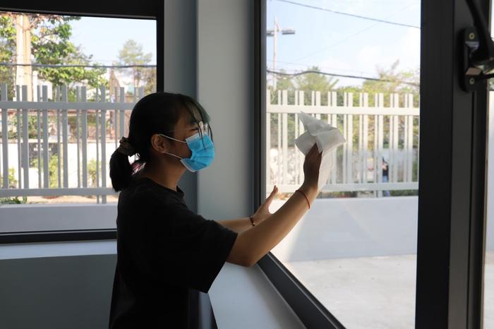 Cận cảnh ký túc xá miễn phí dành riêng cho nữ sinh viên tại Sài Gòn - Ảnh 3.