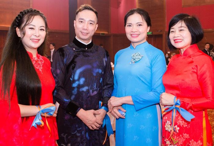 """NTK Đỗ Trịnh Hoài Nam cùng dàn nghệ sĩ đồng hành cùng chiến dịch """"Vì nụ cười phụ nữ"""" - Ảnh 1."""