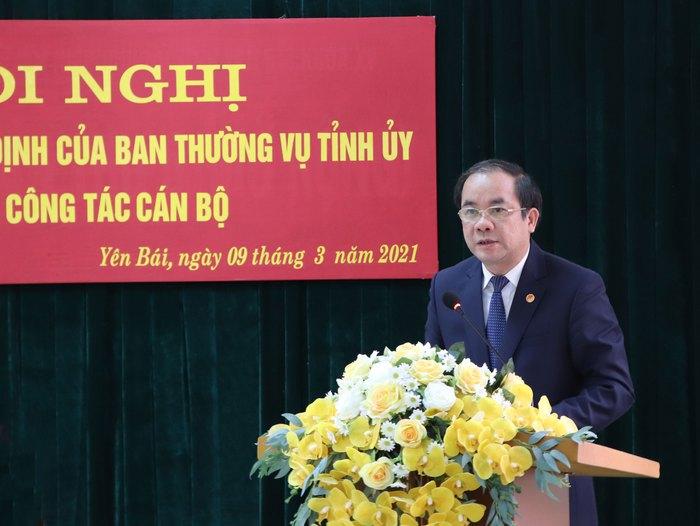 Hội LHPN tỉnh Yên Bái có Tân Chủ tịch - Ảnh 1.