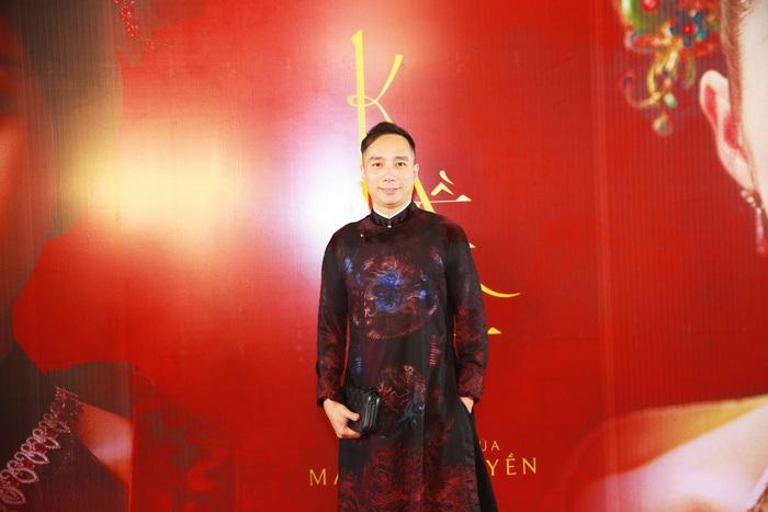 NTK Đỗ Trịnh Hoài Nam lịch lãm tại sự kiện