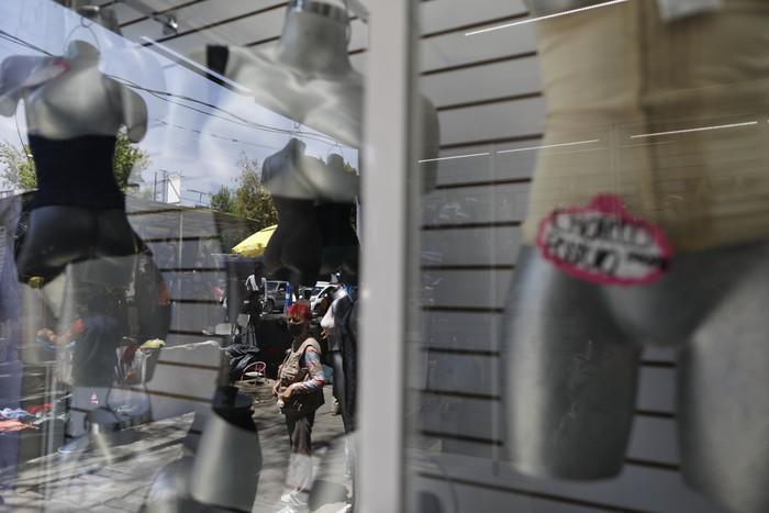 """Bị đại dịch """"dồn vào đường cùng"""", phụ nữ Mexico quay lại con đường mại dâm - Ảnh 5."""