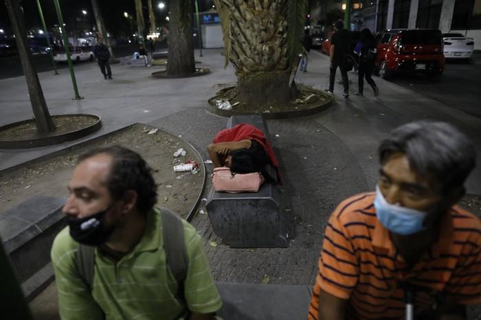 """Bị đại dịch """"dồn vào đường cùng"""", phụ nữ Mexico quay lại con đường mại dâm - Ảnh 6."""