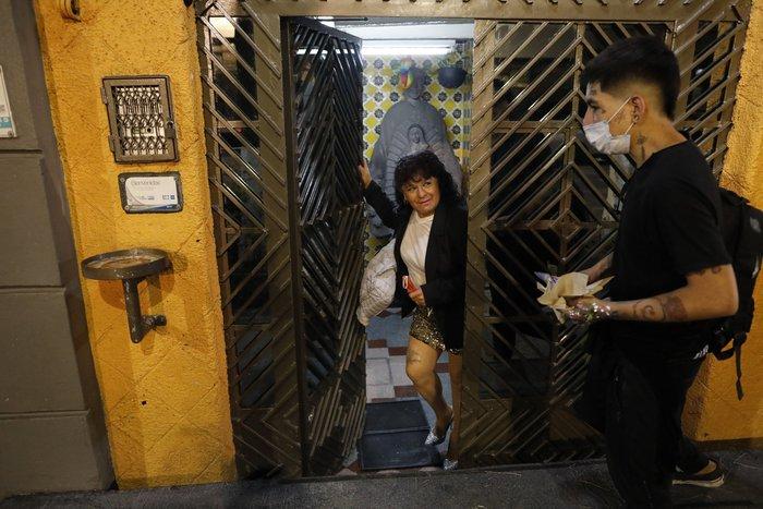 """Bị đại dịch """"dồn vào đường cùng"""", phụ nữ Mexico quay lại con đường mại dâm - Ảnh 13."""