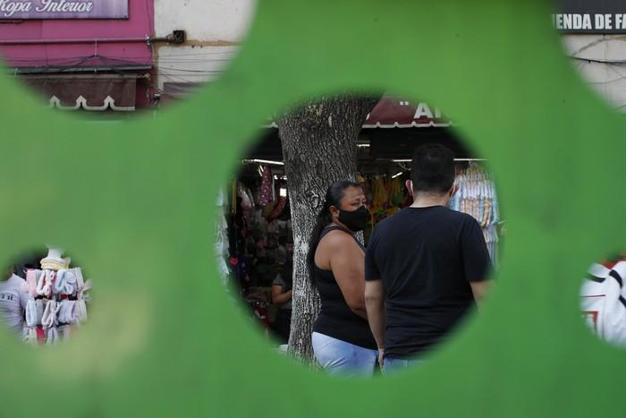 """Bị đại dịch """"dồn vào đường cùng"""", phụ nữ Mexico quay lại con đường mại dâm - Ảnh 1."""