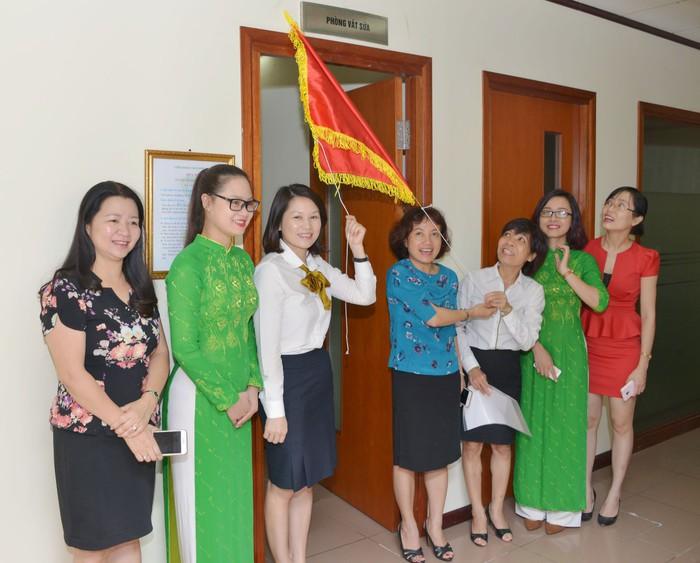Bình đẳng giới và vì sự tiến bộ của phụ nữ đã đóng góp nguồn nhân lực chất lượng cao cho Vietcombank - Ảnh 2.