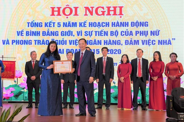 Bình đẳng giới và vì sự tiến bộ của phụ nữ đã đóng góp nguồn nhân lực chất lượng cao cho Vietcombank - Ảnh 1.