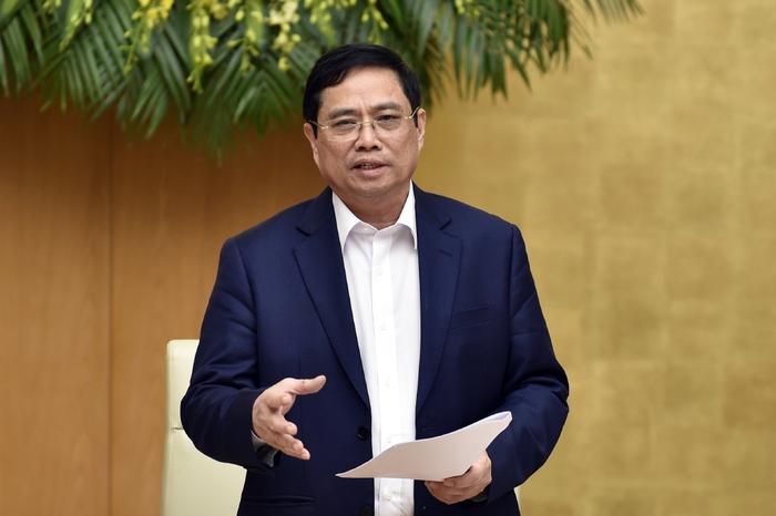 9 nội dung được quyết nghị trong phiên họp Chính phủ đầu tiên sau kiện toàn nhân sự  - Ảnh 2.