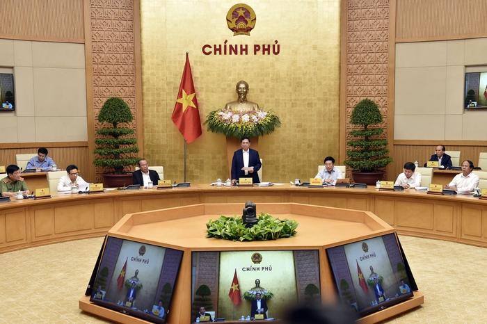 9 nội dung được quyết nghị trong phiên họp Chính phủ đầu tiên sau kiện toàn nhân sự  - Ảnh 1.
