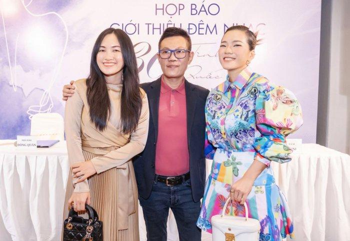 Hà Trần vắng mặt trong đêm nhạc kỷ niệm 30 năm của nhạc sĩ Quốc Bảo - Ảnh 1.