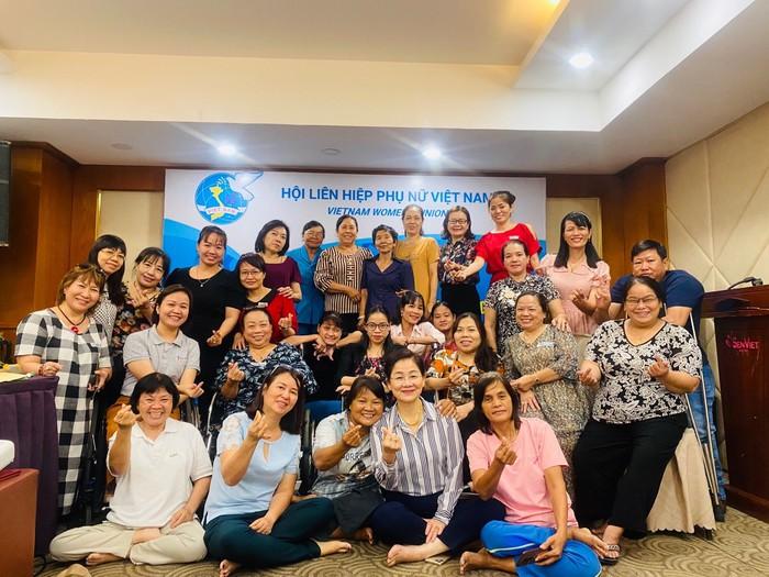 Nâng cao năng lực để hỗ trợ phụ nữ và trẻ em gái khuyết tật miền Nam - Ảnh 1.