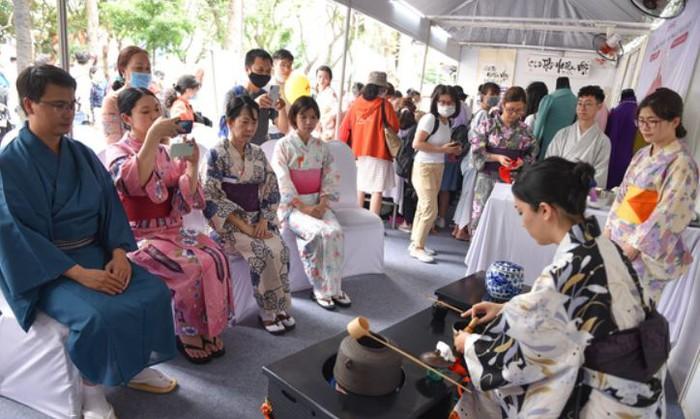 TPHCM: Hơn 100 gian hàng tham gia Lễ hội Việt - Nhật lần thứ 7  - Ảnh 2.