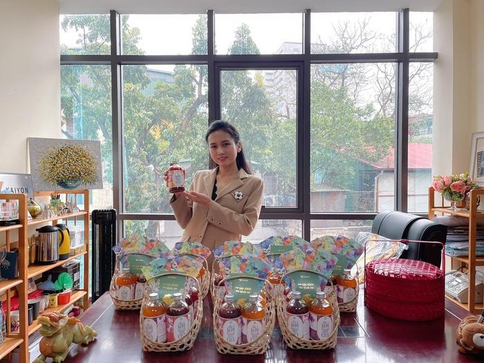 Nữ doanh nhân vượt khó Covid-19, gây dựng thương hiệu Việt  - Ảnh 3.