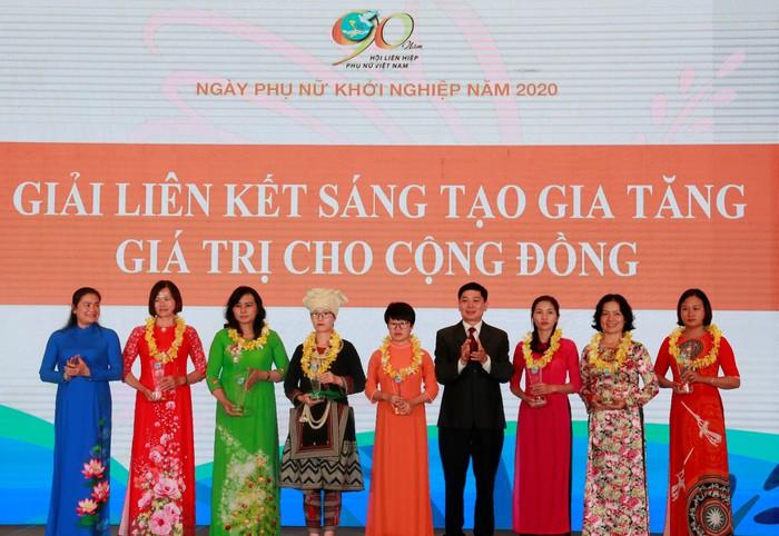 Hơn 1.500 hồ sơ tham dự Cuộc thi Phụ nữ khởi nghiệp năm 2021 - Ảnh 2.