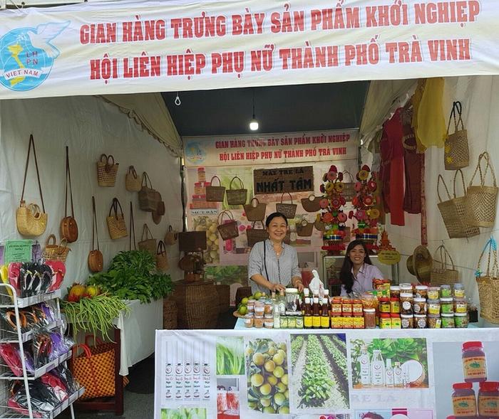 Nhuu cầu khởi nghiệp của phụ nữ tỉnh Trà Vinh tăng nhanh - Ảnh 1.