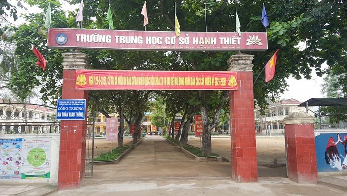 Bộ GD&ĐT truy tặng Bằng khen cho nam sinh Nghệ An quên mình cứu bạn - Ảnh 1.