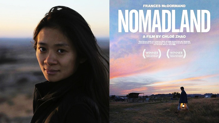 Chloe Zhao - Oscar - Đạo diễn xuất sắc nhất - Nomadland