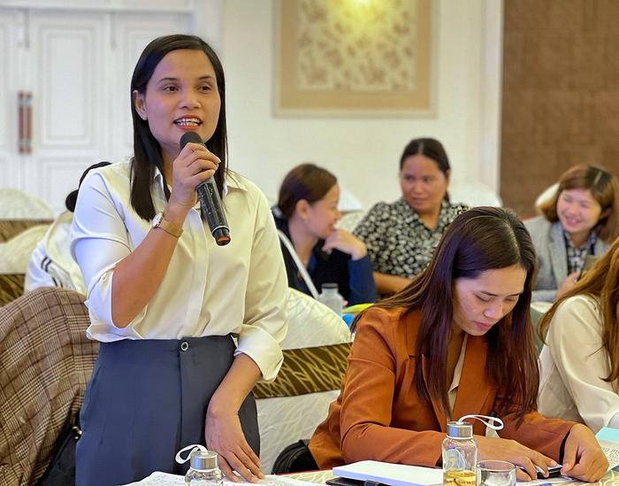 Có 25 tỉnh, thành phố đạt tỷ lệ nữ ứng cử viên ĐBQH từ 50% trở lên - Ảnh 1.