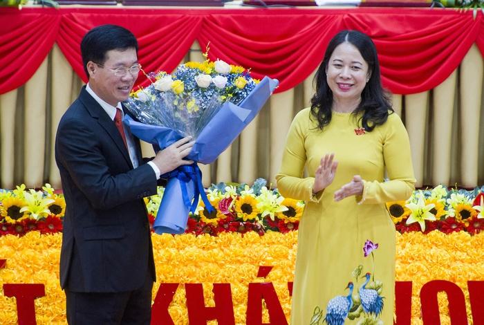 Bà Võ Thị Ánh Xuân - từ nữ Bí thư 7X đến Phó Chủ tịch nước - Ảnh 5.